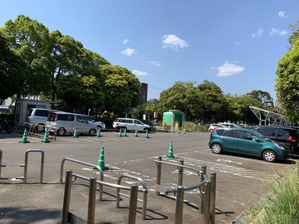 城南島海浜公園第一駐車場