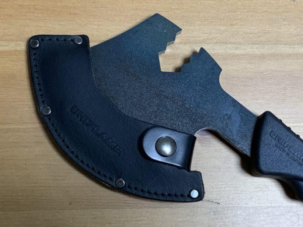 燕三条乃斧の刃部保護用の専用ケース