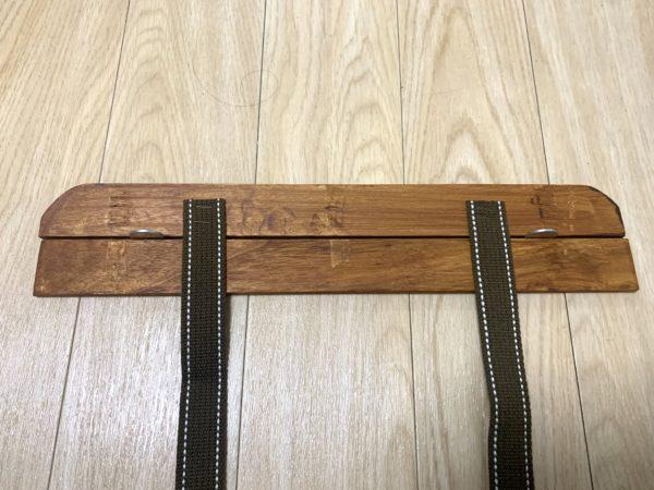 無印良品「頑丈収納ボックス」テーブル化の天板を作る_3