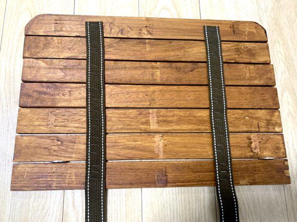 無印良品「頑丈収納ボックス」テーブル化の天板を作る_4