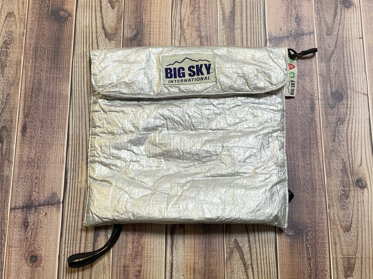 BIGSKY「Insulated Pouch」