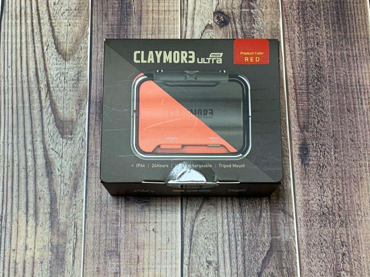 「クレイモアウルトラミニ」の箱
