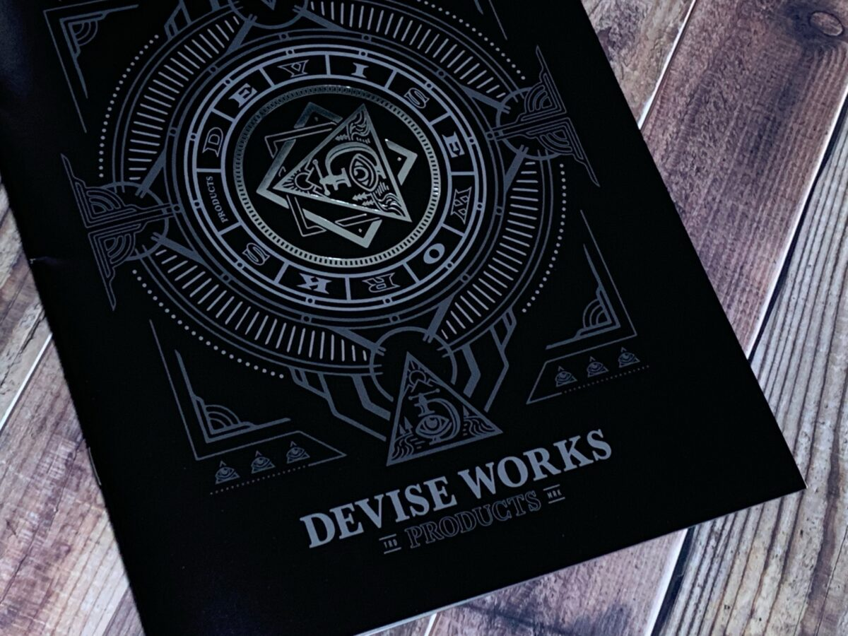 DEVISE WORKS PRODUCTS