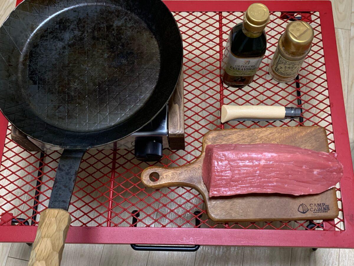 和風旨味スパイス「テンマク」で作るローストビーフ