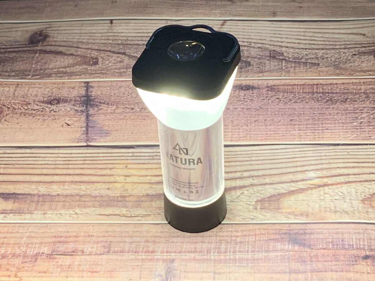 NATURA「LED SUPER FLASH LIGHT」