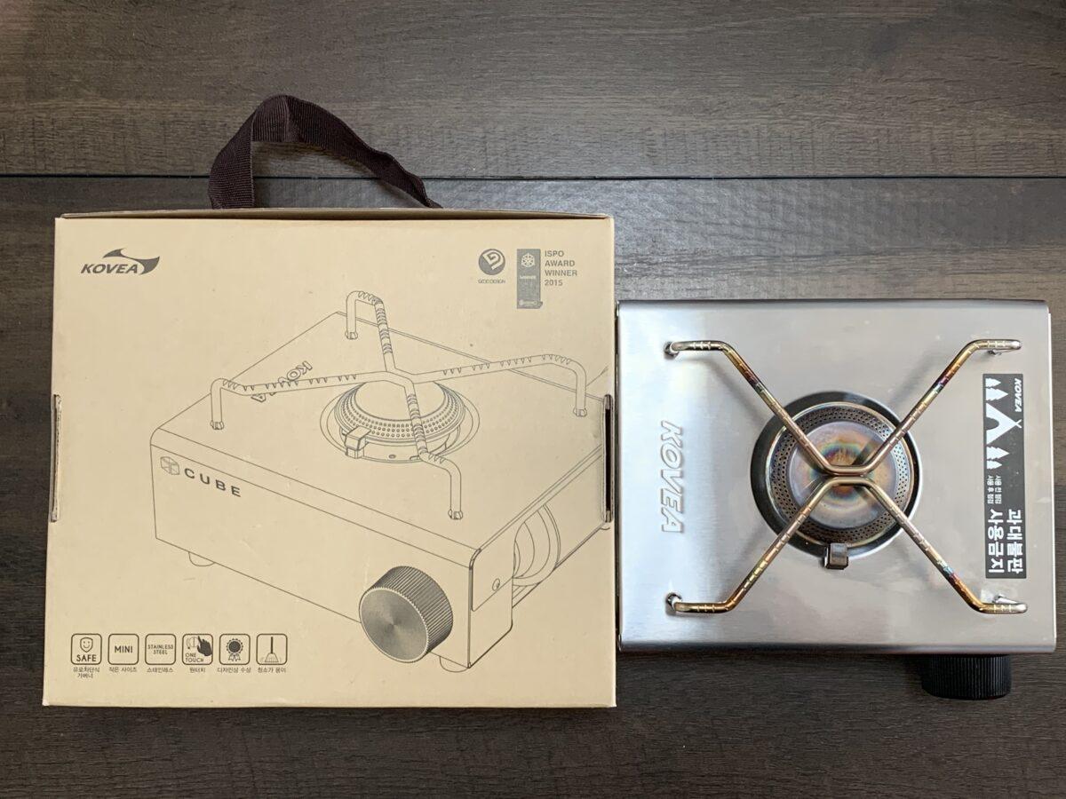 コベアキューブと箱