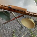 SPLASH FLASH「カーリーメイプルサイドバー」キャンプで使った模様_2